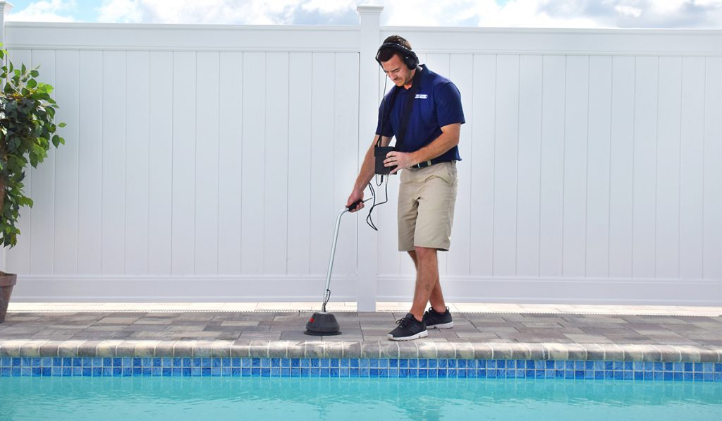 Repairing Swimming Pools Leaks