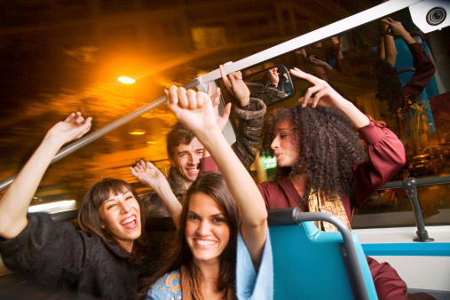 Things You Should Always Look For in a Party Bus