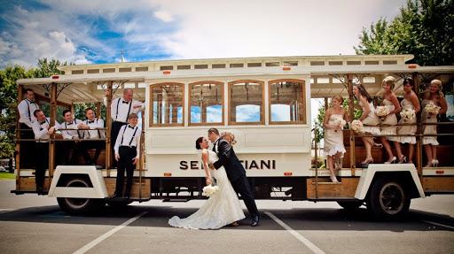 The Best Kind of Wedding Transportation